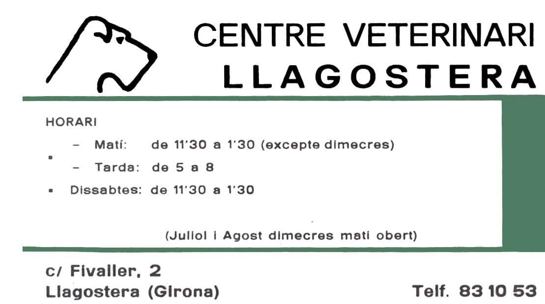 Centre Veterinari Llagostera