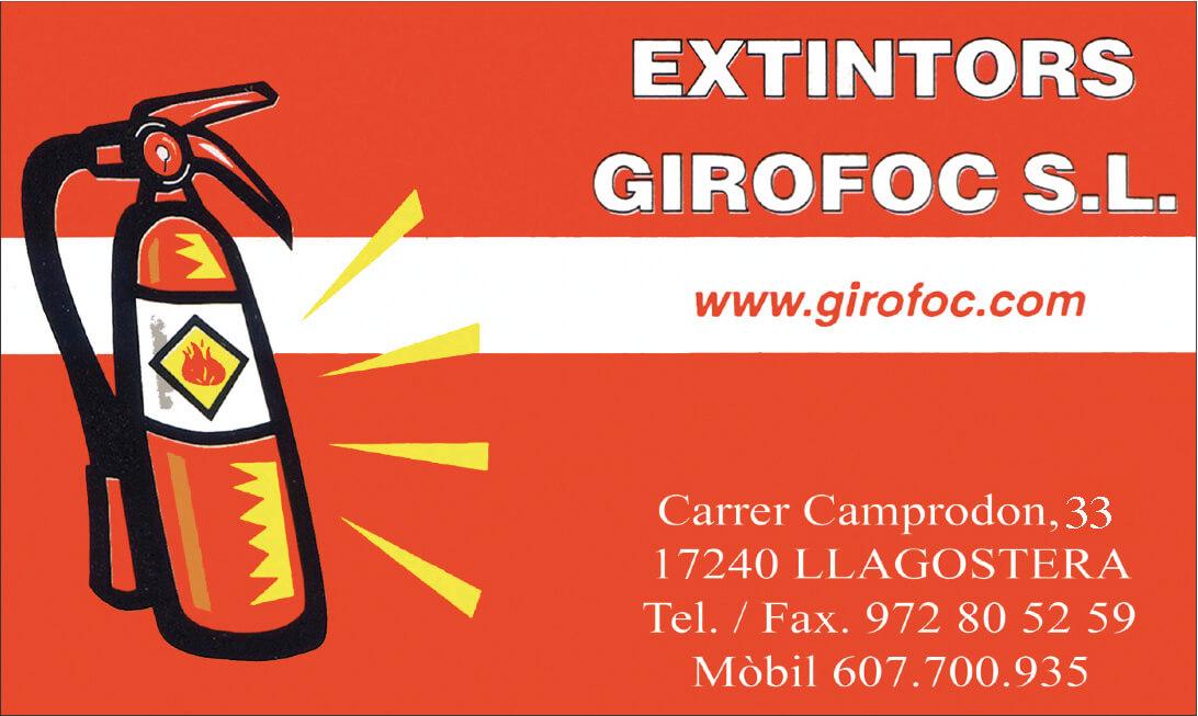 Extintors Girofoc