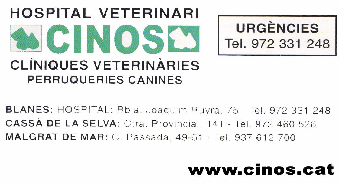 Veterinari Cinos